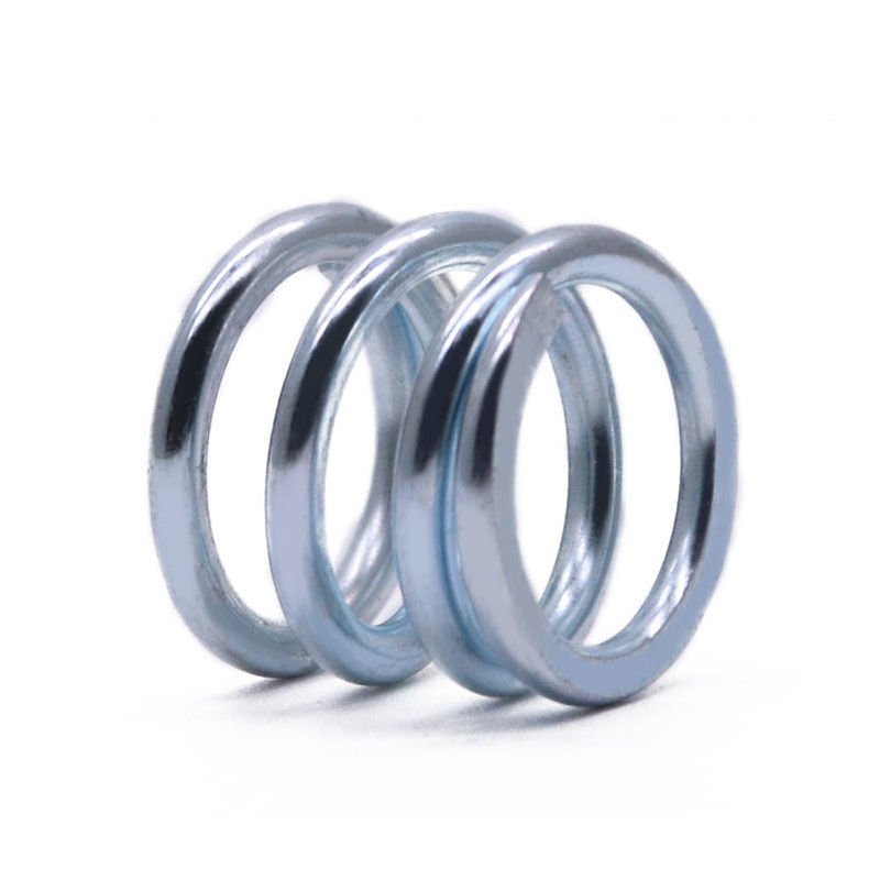 Customized 0.5mm Anodizing Compression Coil Spring